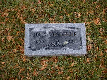 SORNBORGER, LOUIS - Bremer County, Iowa | LOUIS SORNBORGER