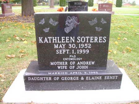 SENST SOTERES, KATHLEEN - Bremer County, Iowa | KATHLEEN SENST SOTERES