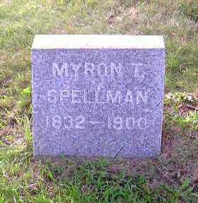 SPELLMAN, MYRON - Bremer County, Iowa | MYRON SPELLMAN