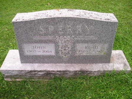 SPERRY, JOHN - Bremer County, Iowa | JOHN SPERRY