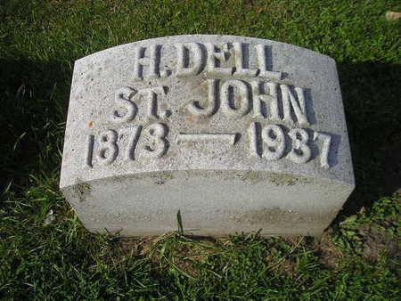 ST JOHN, H DELL - Bremer County, Iowa | H DELL ST JOHN
