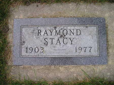 STACY, RAYMOND - Bremer County, Iowa | RAYMOND STACY
