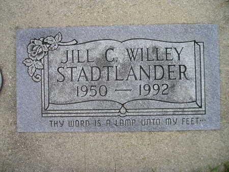 WILLEY STADTLANDER, JILL C - Bremer County, Iowa | JILL C WILLEY STADTLANDER