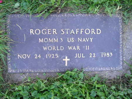STAFFORD, ROGER - Bremer County, Iowa | ROGER STAFFORD