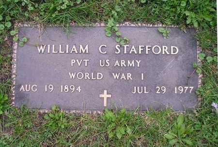 STAFFORD, WILLIAM C - Bremer County, Iowa | WILLIAM C STAFFORD