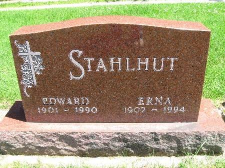 STAHLHUT, EDWARD - Bremer County, Iowa | EDWARD STAHLHUT