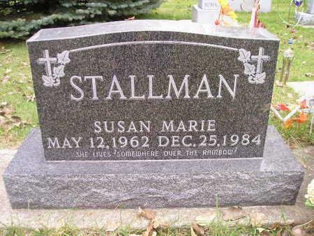 STALLMAN, SUSAN MARIE - Bremer County, Iowa   SUSAN MARIE STALLMAN