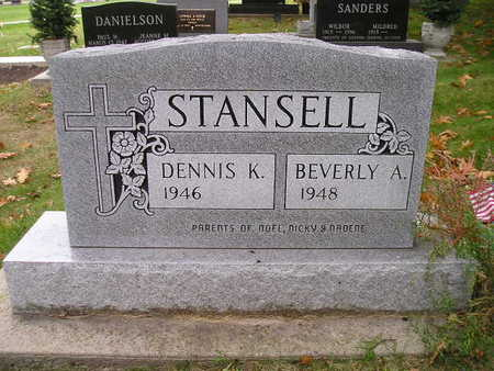 STANSELL, DENNIS K - Bremer County, Iowa | DENNIS K STANSELL