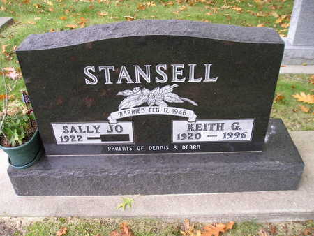 STANSELL, SALLY JO - Bremer County, Iowa | SALLY JO STANSELL