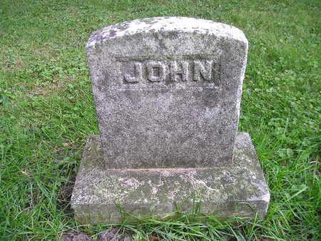 STARR, JOHN - Bremer County, Iowa   JOHN STARR