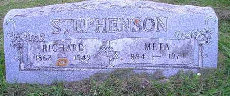 STEPHENSON, RICHARD - Bremer County, Iowa | RICHARD STEPHENSON