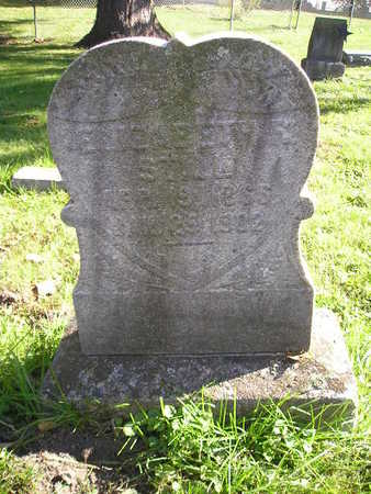 STILL, ELIZABETH R - Bremer County, Iowa | ELIZABETH R STILL