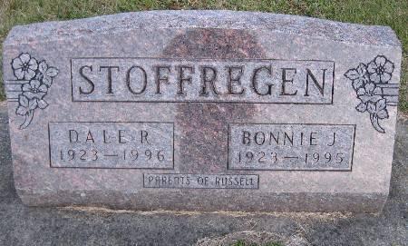 STOFFREGEN, BONNIE J - Bremer County, Iowa | BONNIE J STOFFREGEN