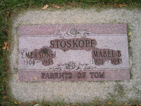 STOSKOPF, EMERSON J - Bremer County, Iowa | EMERSON J STOSKOPF