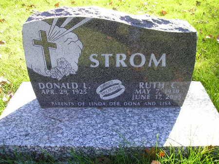 STROM, DONALD L - Bremer County, Iowa | DONALD L STROM