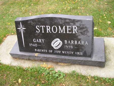 STROMER, GARY - Bremer County, Iowa   GARY STROMER