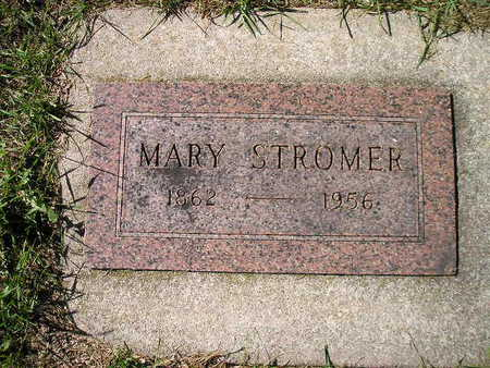 STROMER, MARY - Bremer County, Iowa   MARY STROMER