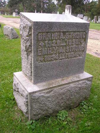 STRONG, ORRIN A - Bremer County, Iowa | ORRIN A STRONG