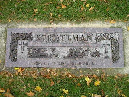 STROTTMAN, EVELYN S - Bremer County, Iowa | EVELYN S STROTTMAN