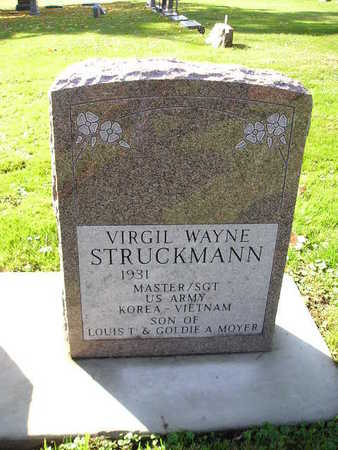 STRUCKMANN, VIRGIL WAYNE - Bremer County, Iowa | VIRGIL WAYNE STRUCKMANN