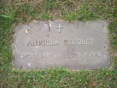 STUDLEY, PRISCILLA - Bremer County, Iowa | PRISCILLA STUDLEY