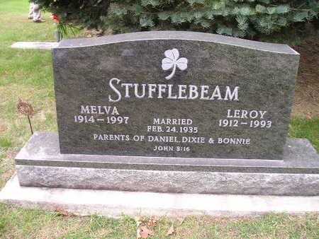 STUFFLEBEAM, MELVA - Bremer County, Iowa | MELVA STUFFLEBEAM