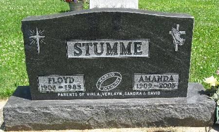 STUMME, FLOYD - Bremer County, Iowa | FLOYD STUMME