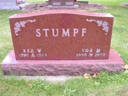 STUMPF, IDA M - Bremer County, Iowa | IDA M STUMPF