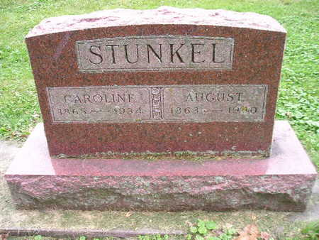 STUNKEL, CAROLINE - Bremer County, Iowa | CAROLINE STUNKEL
