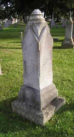STUROEVANT, JAMES M - Bremer County, Iowa | JAMES M STUROEVANT