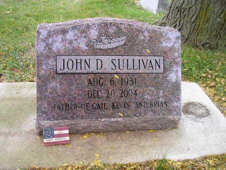SULLIVAN, JOHN D - Bremer County, Iowa | JOHN D SULLIVAN