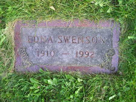 SWENSON, EDNA - Bremer County, Iowa | EDNA SWENSON
