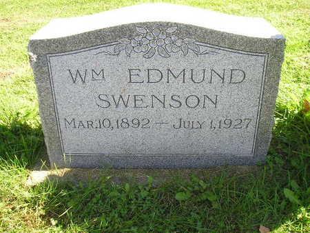 SWENSON, WM EDMUND - Bremer County, Iowa | WM EDMUND SWENSON