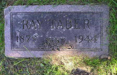 TABER, RAY - Bremer County, Iowa   RAY TABER
