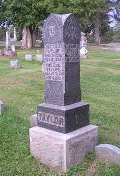 TAYLOR, EDWARD - Bremer County, Iowa | EDWARD TAYLOR