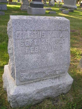 TAYLOR, ERASTUS - Bremer County, Iowa | ERASTUS TAYLOR