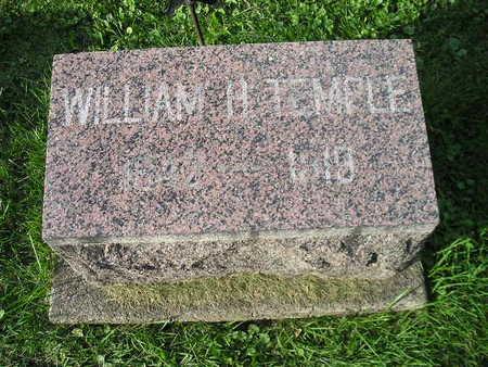 TEMPLE, WILLIAM H - Bremer County, Iowa | WILLIAM H TEMPLE
