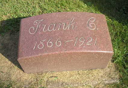 THIES, FRANK C. - Bremer County, Iowa | FRANK C. THIES