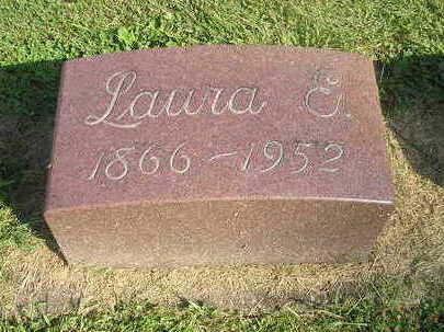 THIES, LAURA E. - Bremer County, Iowa   LAURA E. THIES