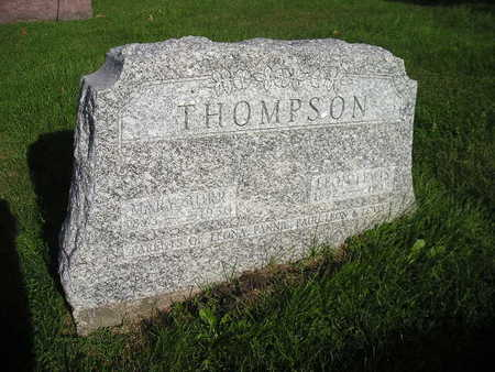 THOMPSON, MARY - Bremer County, Iowa | MARY THOMPSON