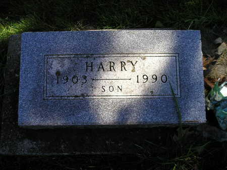 THOMS, HARRY - Bremer County, Iowa | HARRY THOMS