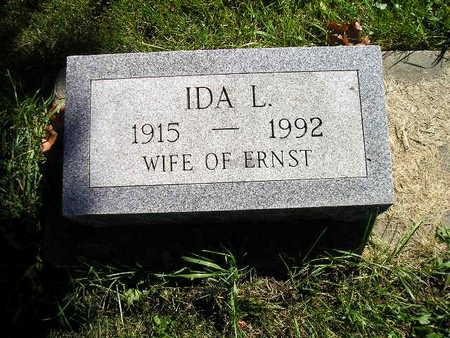 THOMS, IDA L - Bremer County, Iowa | IDA L THOMS