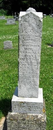 TIMMERMANN, SOPHIE - Bremer County, Iowa | SOPHIE TIMMERMANN