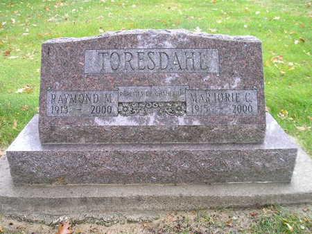 TORESDAHL, MARJORIE C - Bremer County, Iowa | MARJORIE C TORESDAHL