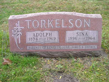 TORKELSON, ADOLPH - Bremer County, Iowa | ADOLPH TORKELSON