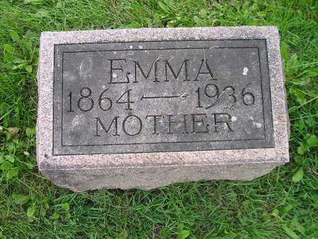 TRAETOW, EMMA - Bremer County, Iowa   EMMA TRAETOW