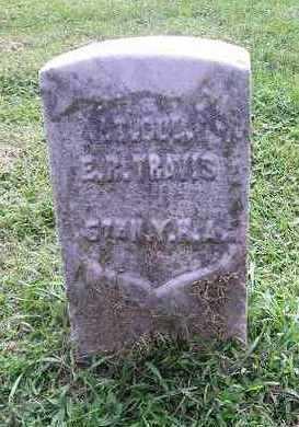 TRAVIS, E. R. - Bremer County, Iowa | E. R. TRAVIS