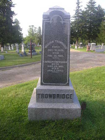 TROWBRIDGE, LAVIAIA - Bremer County, Iowa | LAVIAIA TROWBRIDGE