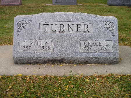 TURNER, CURTIS W - Bremer County, Iowa | CURTIS W TURNER