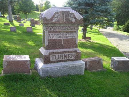 TURNER, ADDIE L - Bremer County, Iowa | ADDIE L TURNER